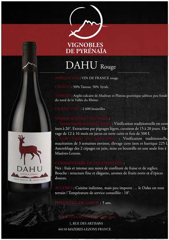 Dahu Rouge